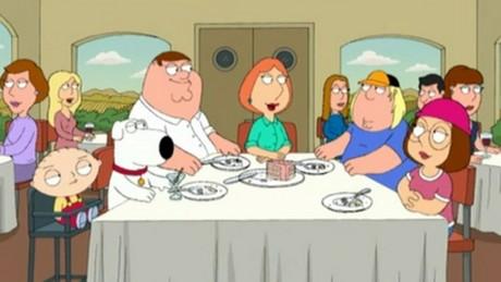 FOTO: griffinovi - Family Guy
