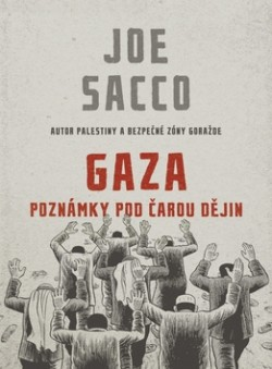 obálka Joe Sacco: Gaza