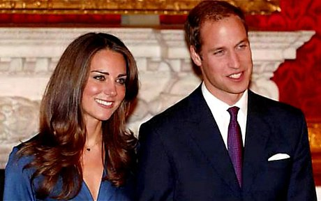 FOTO: Kate Middleton a princ William