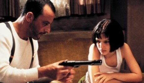 FOTO: Jean Reno a Natalie Portman ve filmu Leon (1994)