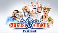 FOTO: Logo k festivalu Cirkus Cirkus