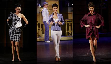 FOTO: modely od Jiřiny Tauchmanové