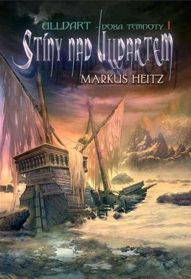obálka knihy Stíny nad Ulldartem Markuse Heitze