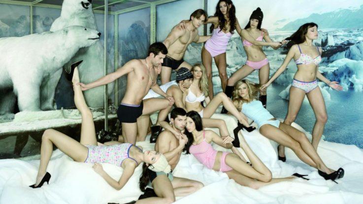 FOTO: Spodní prádlo od Bruno Banani