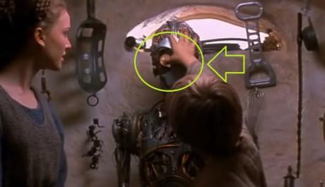 OBR: Chyba z filmu Star wars I.