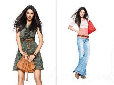 FOTO: Modely s pásky Ann Christine