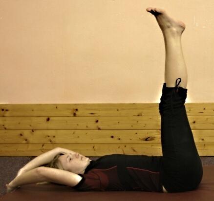 FOTO: posilování břicha - přednosy
