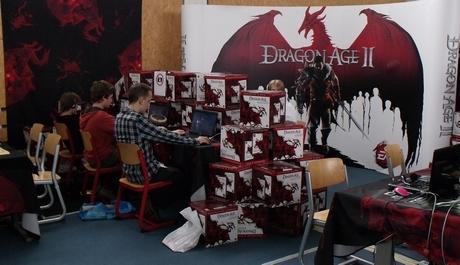 PragoFFest 2011: PC herna DragonAge