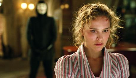 FOTO: Ve filmu V jako Vendeta (2006) si vyholila hlavu