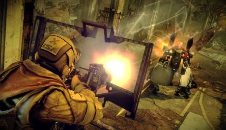 OBR.: Voják ISA střílí z palpostu