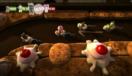 OBR.: Sackboys závodí na myších