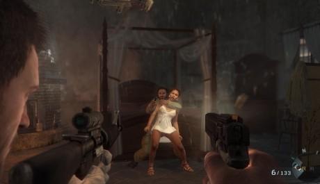 Black Ops - zákeřná slečna