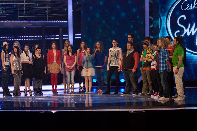 Foto: Rozhodnutí v Česko Slovenské SuperStar 2011 nikoho