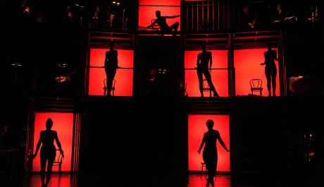 FOTO: Muzikál Chicago, Zdroj: Městské divadlo Brno
