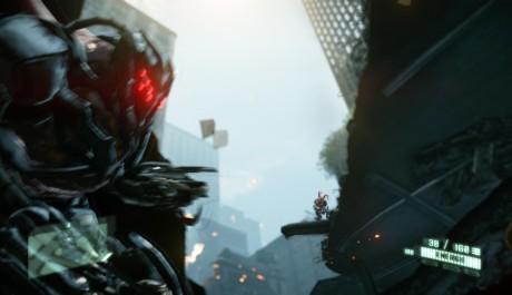 Crysis 2 - mimozemštan