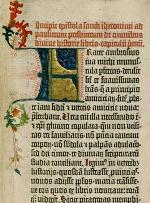 FOTO: Gutenbergova 42 řádková Bible