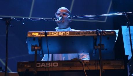 Armin při koncertě v Paláci Akropolis, foto: Eva Makovská, Topzine.cz