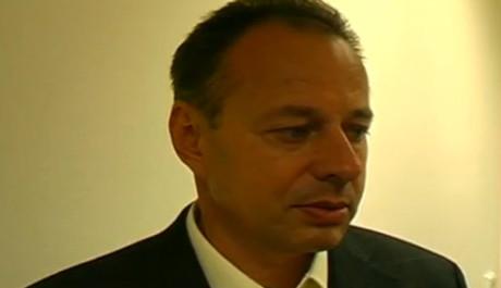 Foto: Trenér kladenského hokejového týmu Jiří Kopecký
