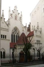 FOTO: Maiselova synagoga v Praze