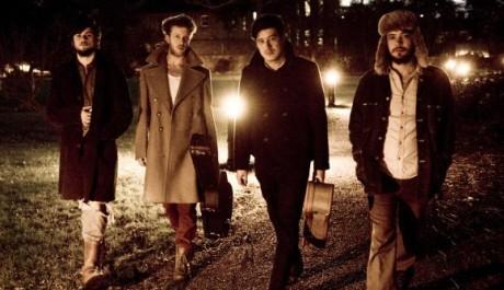 foto Mumford & Sons, Zdroj: oficiální stránky kapely