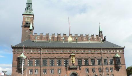 Kodaňská radnice, foto: Denisa Preissová