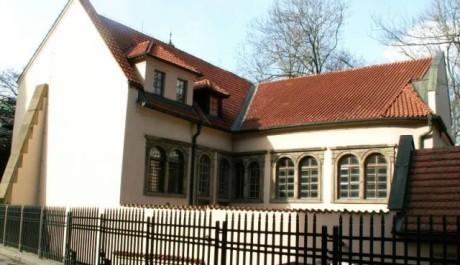 FOTO: Pinkasova synagoga v Praze