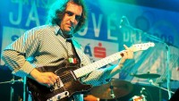 Italský jazzový kytarista Ruggero Robin