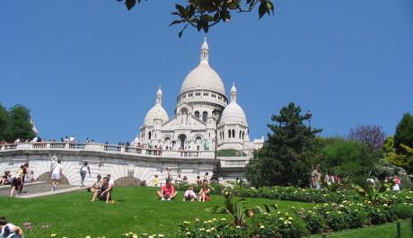 FOTO: bazilika Sacré-Coeur