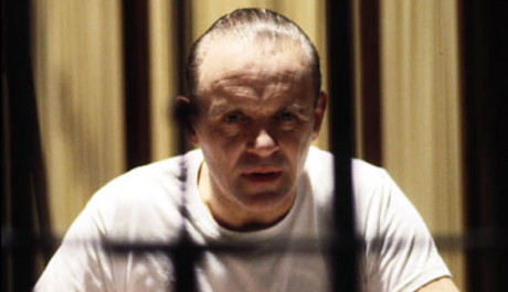 FOTO: Anthony Hopkins aka Hannibal Lecter