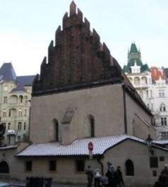 FOTO: Staronová synagoga v Praze