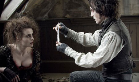 FOTO: Sweeney Todd s Neville Lovettovou