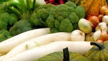 FOTO: Čerstvá zelenina
