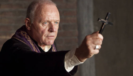 FOTO: Anthony Hopkins ve filmu Obřad