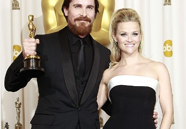 FOTO:Christian Bale Reese Witherspoon Oscar 2011