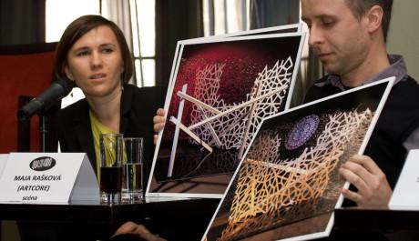 Foto: Tisková konference k muzikálu Quasimodo 2011