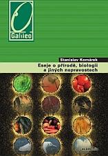 OBR: Obálka knihy Eseje o přírodě, biologii a jiných nepravostech