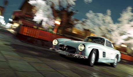 OBR.: Retro Mercedes
