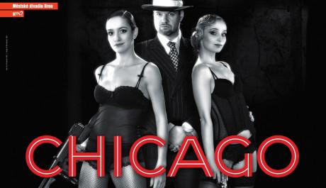 FOTO: Chicago v Městském divadle Brno  Zdroj: Městské divadlo Brno
