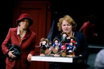 FOTO: Luba Skořepová a Jitka Smutná na premiéře inscenace Holky z kalendáře v Městských divadlech pražských