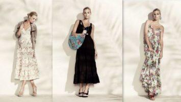 FOTO: Maxi letní šaty značky Lindex