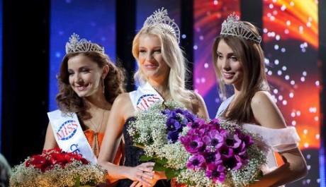 FOTO: Vítězky České Miss 2011
