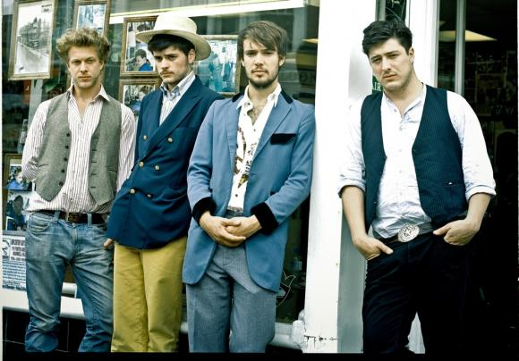 FOTO: Mumford & Sons