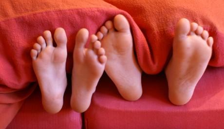 FOTO: Bez chrápání se spí lépe