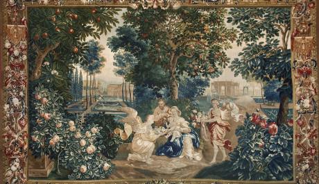 FOTO: Tapisérie z výstavy Olomoucké baroko
