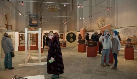 FOTO: Vernisáž k výstavě Olomoucké baroko