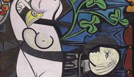 OBR: Pablo Picasso - Nude, Green Leaves and Bust