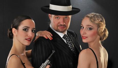 FOTO: Muzikál Chicago s krásnými vražednicemi v čele