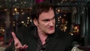 OBR: Quentin Tarantino