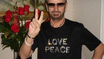 FOTO: Ringo Starr vystoupí v červnu poprvé v ČR