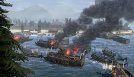 Shogun 2 - loďstvo